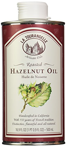 La Tourangelle, Roasted Hazelnut Oil, 16.9 Fluid Ounce