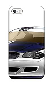 1657255K38051998 Faddish Phone Bmw Sports Car Toyota Sports Car Top Red Sport Car245754 Case For Iphone 5/5s / Perfect Case Cover WANGJING JINDA