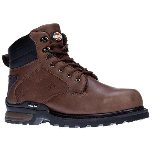 Dickies Hommes Canton SB-P Chaussures de sécurité - Marron, 42 EU