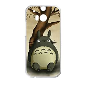 HTC One M8 case , My Neighbour Totoro HTC One M8 Cell phone case White-YYTFG-18646