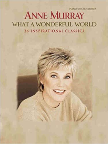Anne Murray What A Wonderful World 26 Inspirational Classics