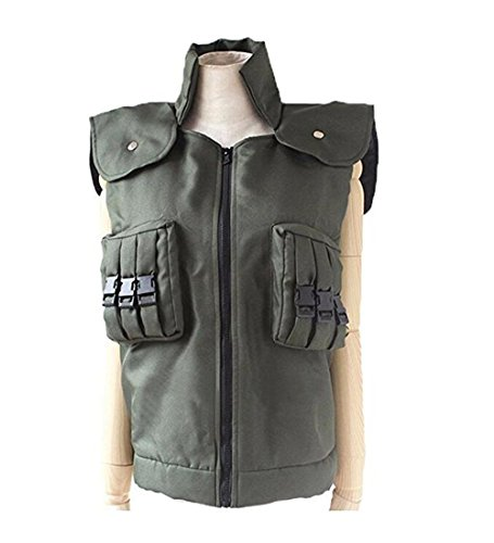 Price comparison product image Men's Cosplay Costume High Density Cotton Vest (S)