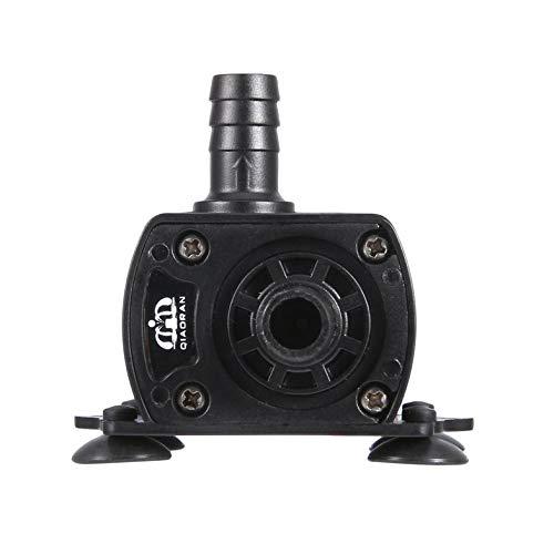 ouying1418 USB Mini Brushless DC Water Pump DC5V 2.4W 250L//H Lift 2m Submersible Pump