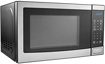 Mainstays 0.7 cu ft Microwave Oven (Stainless Steel)