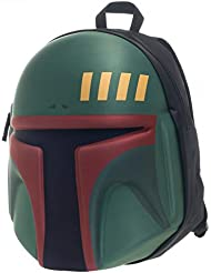 Star Wars Boba Fett Helmet Molded Backpack