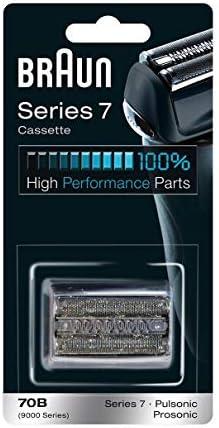 Braun Serie 7 Prosonic Pulsonic 70B Cassette Recambio (Antes 9000 ...