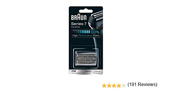 Braun Serie 7 Prosonic Pulsonic 70B Cassette Recambio (Antes 9000 Pulsonic): Amazon.es: Salud y cuidado personal