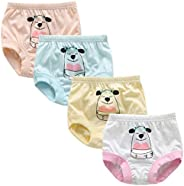 Guozyun Baby Girls Training Underwear Newborn Infant Cotton Training Underpants Toddler Kids Training Pants Br