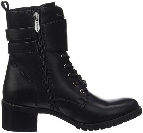 CHATTAWAK Marion, Women's Chelsea Boots Black (Black)