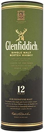 Glenfiddich Glenfiddich 12 Years Old Single Malt Scotch Whisky 40% Vol. 0,05L In Giftbox - 50 ml