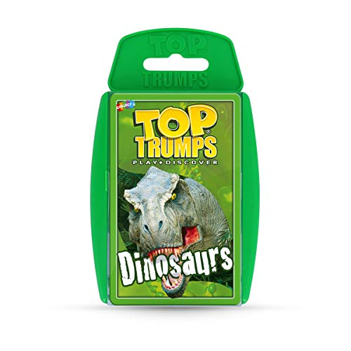 (Dinosaurs Top Trumps Card Game)
