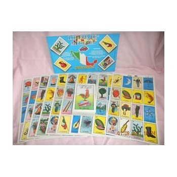 Printable loteria deck of cards