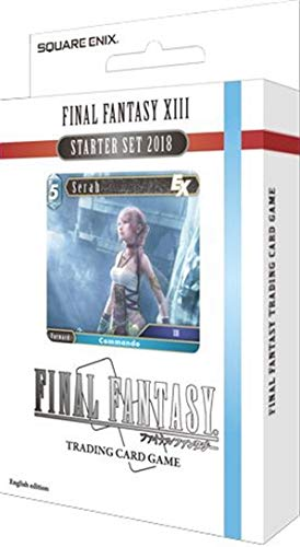 - Final Fantasy TCG Starter Deck XIII Opus 5
