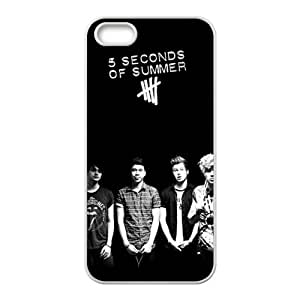 The 5 Seconds Of Summer Band Cell Phone Case for Iphone 5s