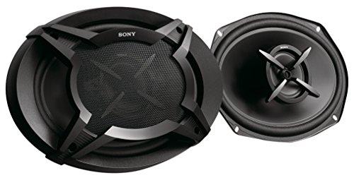 Sony XSFB6920E. EUR 16x 24cm with 420Watts Peak 2-Way Car Speaker...