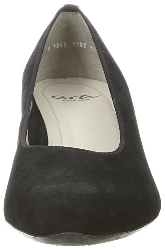 Ara Ladies Knokke Pumps, Nero (nero), 38 Eu (5 Uk)