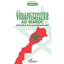 Les collectivités territoriales au Maroc