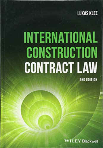 International Construction Contract Law ()