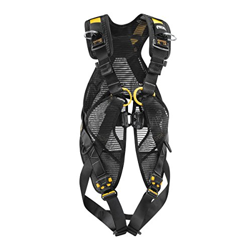 Full Body Harness, Size M, Black by Petzl