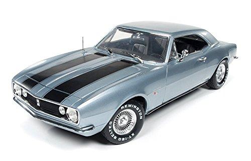 1967 Chevrolet Camaro Silver/Blue