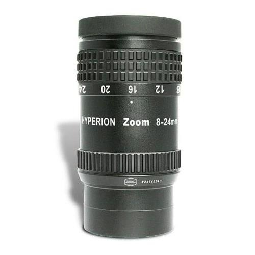Baader Planetarium 8-24mm Hyperion Clickstop Zoom Mark IV Eyepiece, for 1.25'' to 2'' Mounts by Baader Planetarium