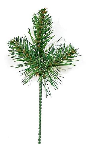Factory Direct Craft Package of 24-Artificial Pine Sprays 13''