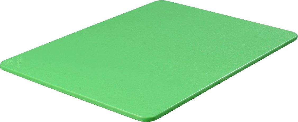Carlisle ( 1088809 ) Sparta Spectrumカッティングボード、6のセット18インチx 24インチx 1 / 2インチ、ポリエチレン、グリーン、NSF ) B0018OSPO0