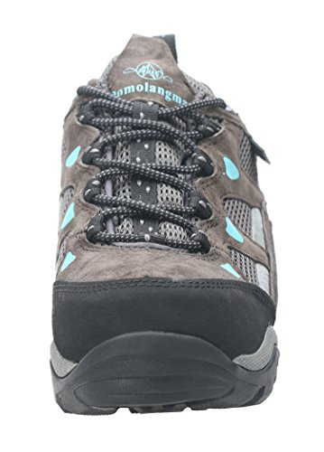 Pictures of QOMOLANGMA Women's Waterproof Wide Hiking Shoes W91501 7
