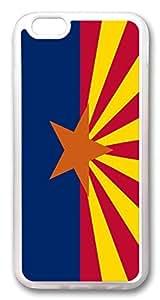 ACESR Arizona Top iPhone 6 Cases, TPU Case for Apple iPhone 6 (4.7inch) Transparent