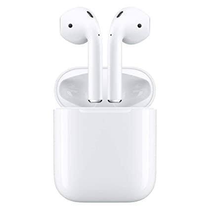 35c1a2ebed3 Amazon.com: New Apple Airpods In-Ear Bluetooth Wireless Headset (Renewed):  Electronics