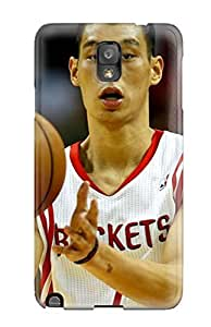 Jim Shaw Graff's Shop Hot houston rockets basketball nba (3) NBA Sports & Colleges colorful Note 3 cases
