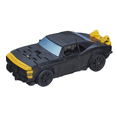 Transformers Age of Extinction High Octane Bumblebee One-Step (Transformers Age Of Extinction Bumblebee)