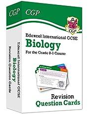 Edexcel International GCSE Biology: Revision Question Cards