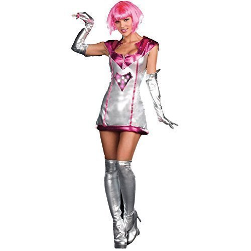 Adult costume lazytown