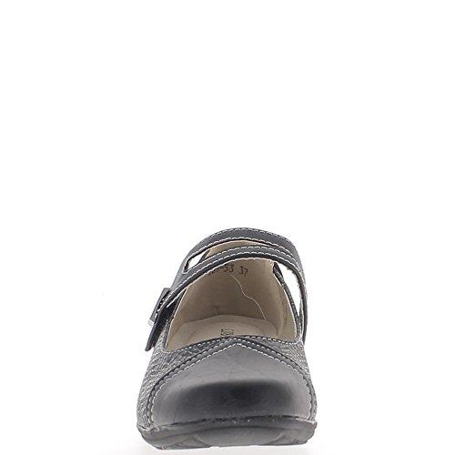 Chaussures Confort Femme Femme Noires Confort Femme Chaussures Confort Noires Chaussures 58qq4Tw