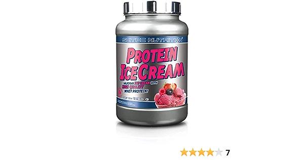 Scitec Nutrition Protein Helado Proteína de Suero en Polvo ...