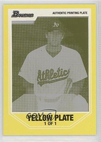 Joe Horlen #/1 (Baseball Card) 2007 Bowman Draft Picks & Prospects - Prospects - Printing Plate Yellow Framed #BDPP46