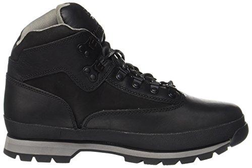Timberland Herren Euro Hiker Chukka Boots Schwarz (Jet Black)