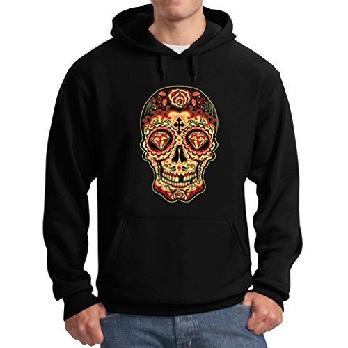 Diamond Skull Sweatshirt - 7
