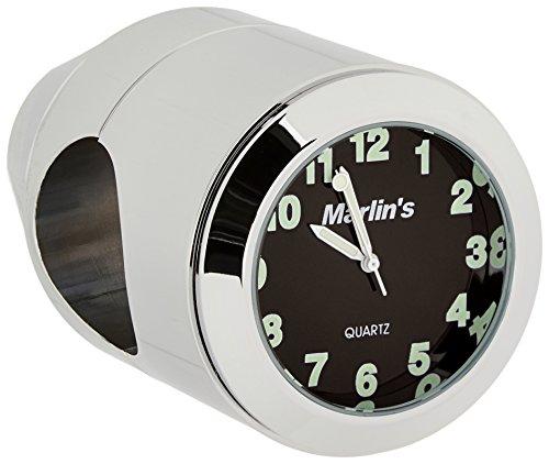Kuryakyn Marlin's Bullet Billet Clock