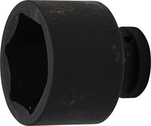 BGS Technic 5865 - Vaso de impacto hexagonal, entrada 25 mm (1'), 65 mm entrada 25 mm (1)
