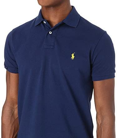 Mens. Ralph Lauren Polo Shirt in Cotton