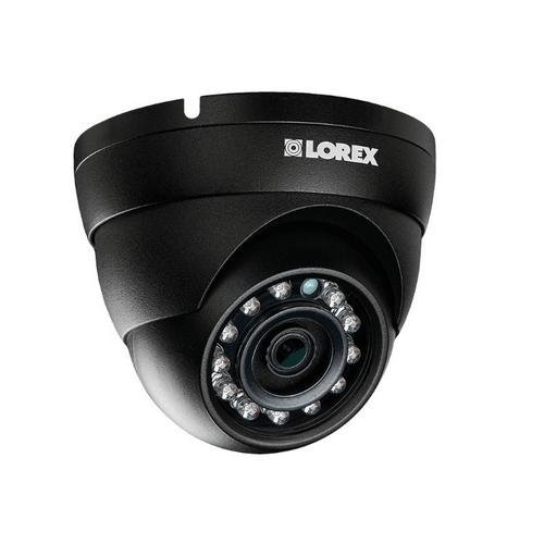 Lorex LNE4422B 4MP IP HD Dome Camera with Color Night Vision - Night Vision Dome Color Camera