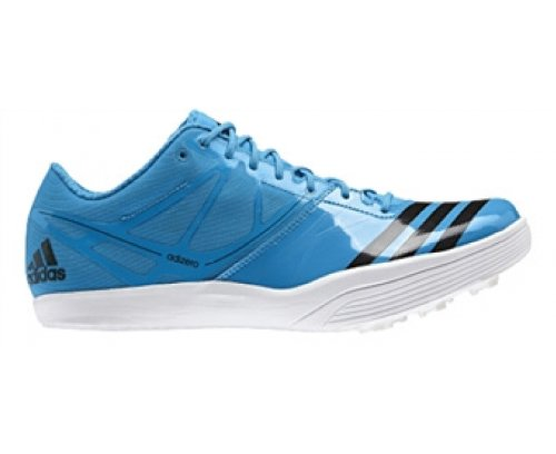 ADIDAS adizero Salto Longitud 2 Zapatilla de Clavos Caballero azul - azul/negro/blanco