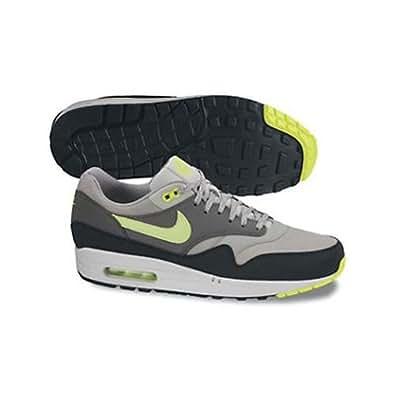 Nike Nike Air Max 1 Essential, Yellow-Grey 537383-070 - Zapatillas para hombre, color gris, talla 47