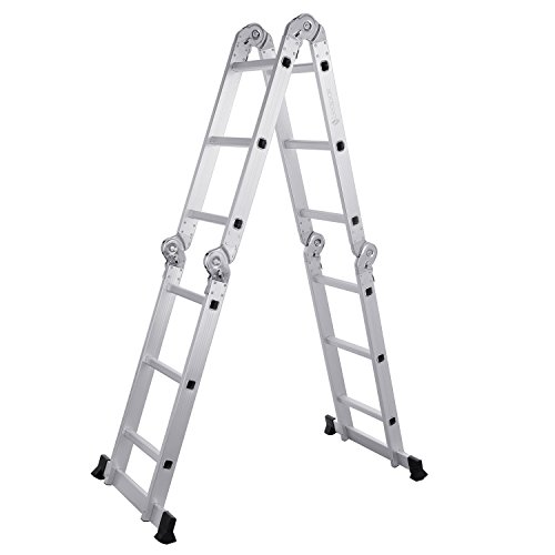 WolfWise 12.5ft Thickening Aluminium All - Ladder Keeper Shopping Results