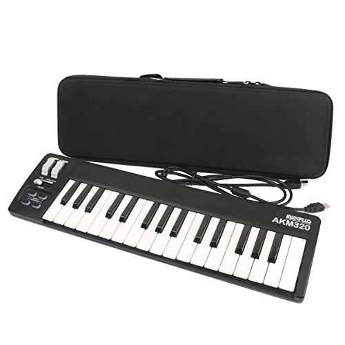 co2CREA Hard Case for Midiplus AKM320 MIDI Keyboard Controller dd545 by Co2Crea (Image #4)
