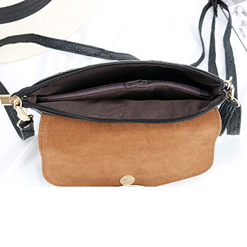 Leather Bag Handbag Red Crossbody Hobo Small Bag Jujube and Purse Shoulder Women Satchel for nUAxZ4