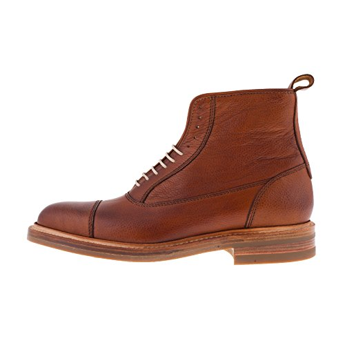 Barker Men's Dixon Leather Balmoral Style Boot (374126)