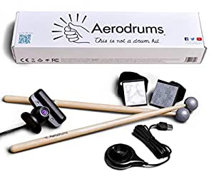 Aerodrums Air Drumming Percussion Instrument